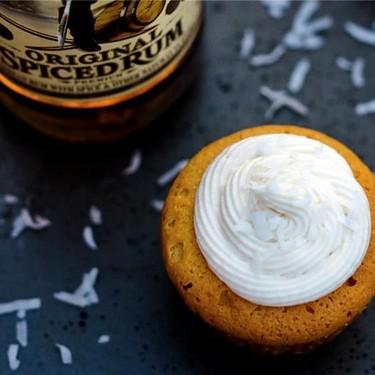 Butter Rum Cupcake Recipe   SideChef