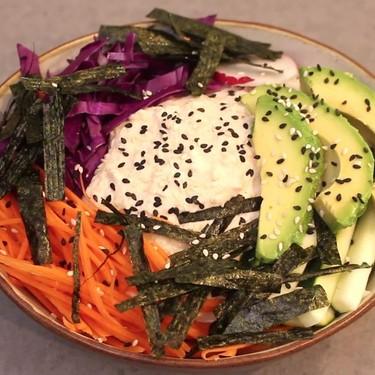 Keto California Roll Sushi Bowls Recipe | SideChef