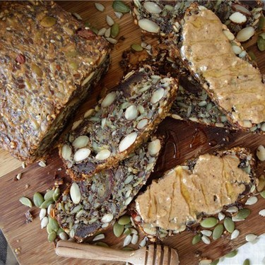 Nut, Seed and Fruit Bread Recipe   SideChef