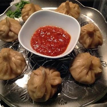Chicken Momos (Dumplings) Recipe   SideChef