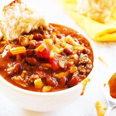Easy 3 Can Chili Recipe   SideChef