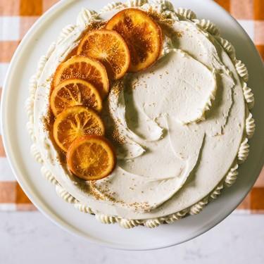 Orange Spice Cake Recipe | SideChef