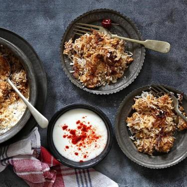 Bhune Murgh ki Biryani (Roasted Chicken Biryani) Recipe   SideChef