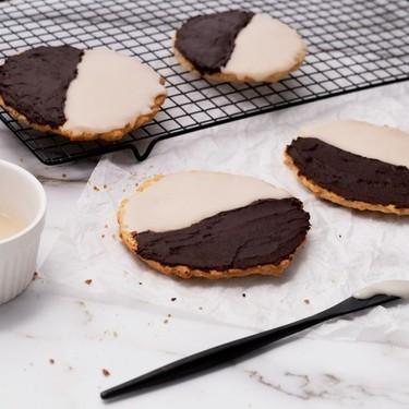 Gluten-Free Black and White Cookies Recipe   SideChef