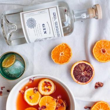 Citrus Shrub Punch Recipe   SideChef