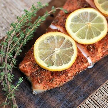 Grilled Cedar Plank Salmon Fillet Recipe   SideChef