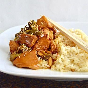 Honey Sesame Chicken and Broccoli Recipe | SideChef