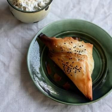Spanakopita with Kale and Cheese Recipe | SideChef