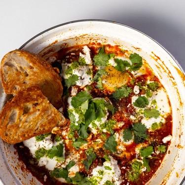 Meatball Shakshuka with Spicy Zhoug Recipe   SideChef
