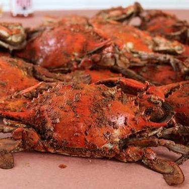 Smoked Blue Crab Recipe   SideChef