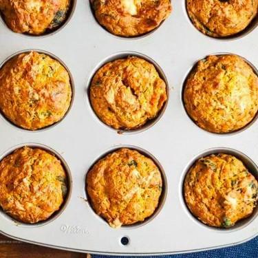 Rosemary Cheddar Muffins Recipe | SideChef