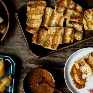 Grilled Halloumi Cheese Recipe | SideChef