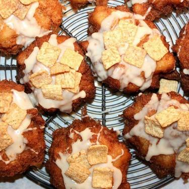 Cinnamon Toast Crunch Fritters Recipe | SideChef