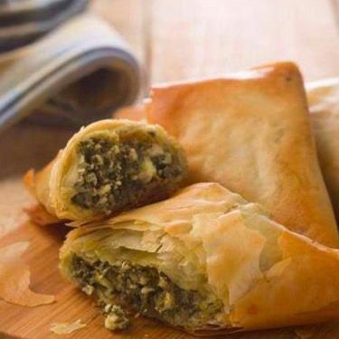 Spinach & Cheese Filo Recipe   SideChef