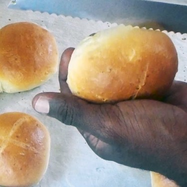 Potato Burger Buns Recipe | SideChef