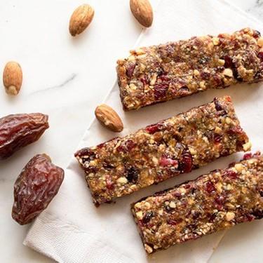 Almond Date and Hemp Energy Bars Recipe   SideChef