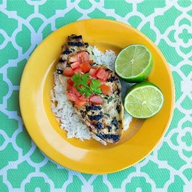 Cilantro Chicken Recipe | SideChef
