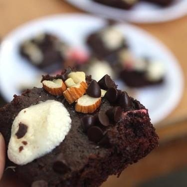 Rocky Road Brownies Recipe   SideChef