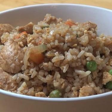 Super Fast Chicken Fried Rice Recipe | SideChef