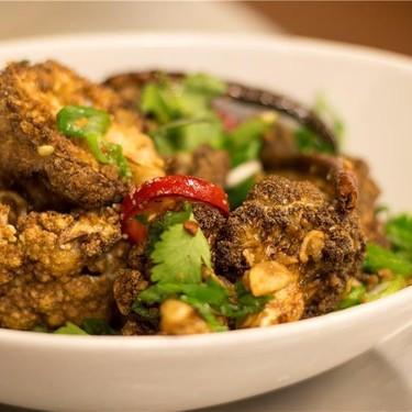 Sweet Fire Fried Cauliflower Recipe | SideChef