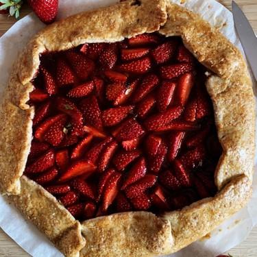 Strawberry Galette Recipe   SideChef