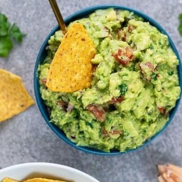 Guacamole Recipe   SideChef