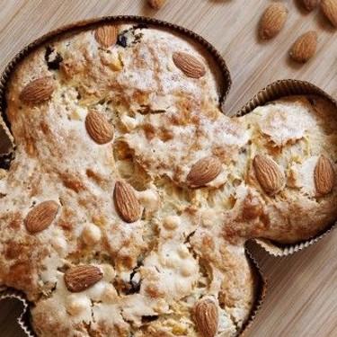 Vegan Dove Cake (Colomba Vegana) Recipe | SideChef