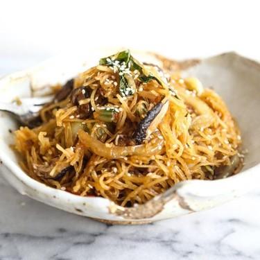 Spaghetti Squash Chow Mein Recipe | SideChef