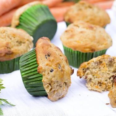 Carrot Muffins Recipe   SideChef