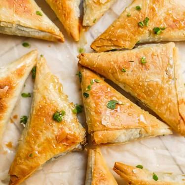 Creamy Mushroom Pastry Bites Recipe | SideChef