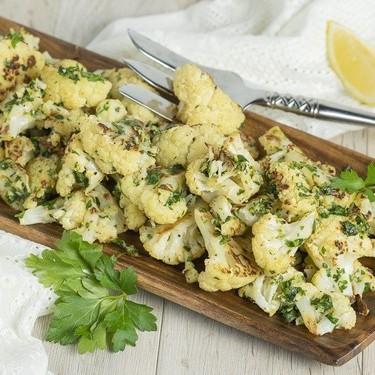 Roasted Gremolata Cauliflower Recipe   SideChef