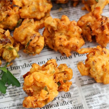 Vegetable Pakoras Recipe   SideChef