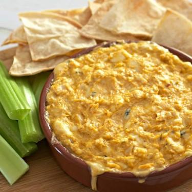 Spicy Buffalo Chicken Dip Recipe | SideChef