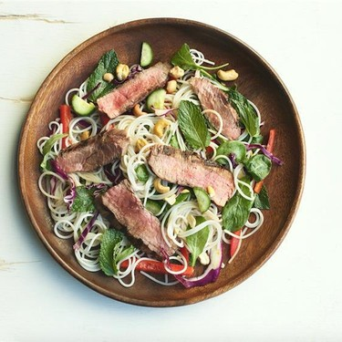 Thai It Up Grilled Steak Salad Recipe | SideChef