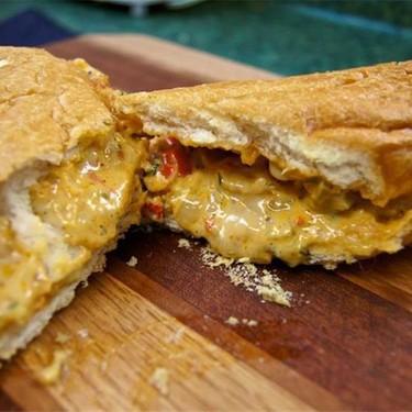 """Jazz Fest"" Crawfish Bread Recipe | SideChef"