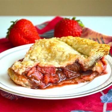 Strawberry Pie Recipe   SideChef