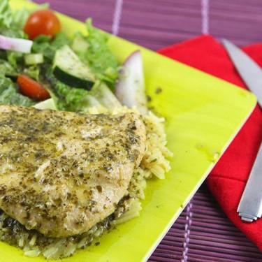 Slow Cooker Pesto Ranch Chicken Recipe   SideChef