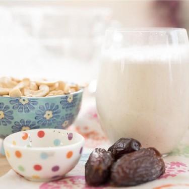 Creamy Vanilla Cashew Milk Recipe | SideChef