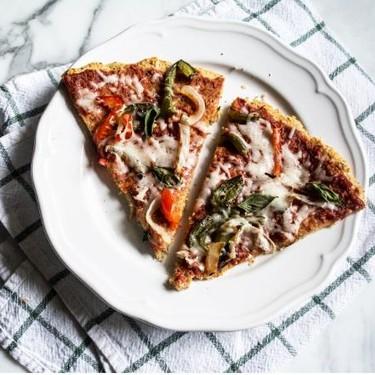 Rustic Roasted Veggie Pizza with Lentil Crust Recipe   SideChef