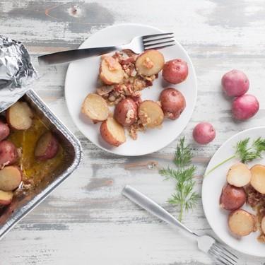 Roasted Vinegar Red Potatoes Recipe | SideChef
