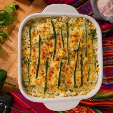 Mexican Rice Casserole Recipe | SideChef
