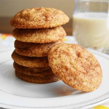 Ginger White Chocolate Snickerdoodles Recipe | SideChef
