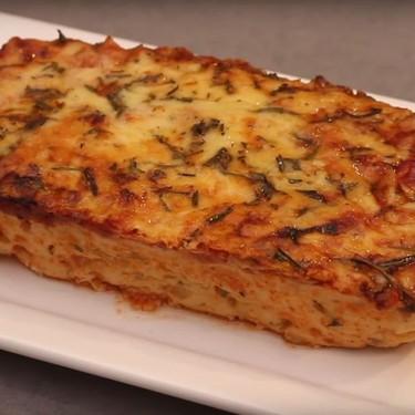 Keto Cheesy Chicken Meatloaf Recipe | SideChef