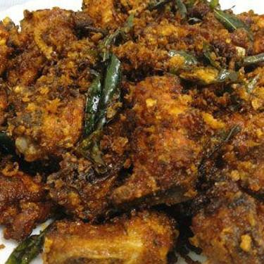 Payyoli Chicken Fry Recipe | SideChef
