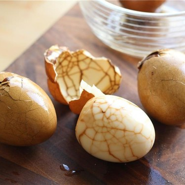 Chinese Tea Eggs Recipe | SideChef