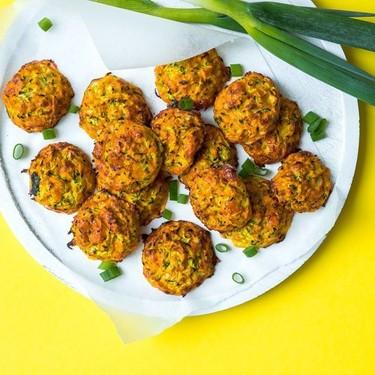 Zucchini Cheddar Bites Recipe   SideChef