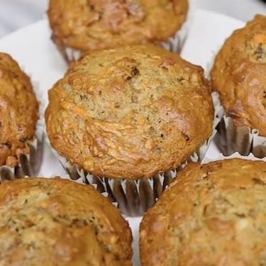 Morning Glory Muffins Recipe | SideChef