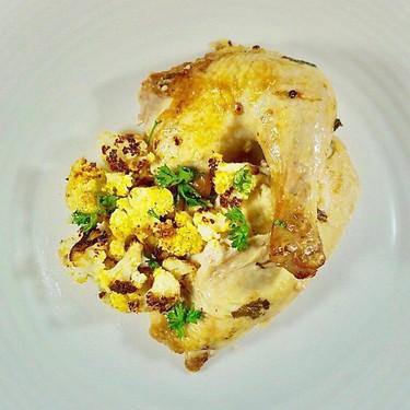 Cilantro Lime Whole Roasted Chicken Recipe | SideChef