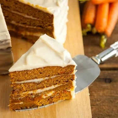 Vegan Carrot Cake Recipe | SideChef