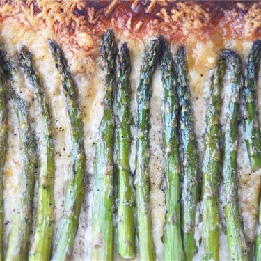 Asparagus and Gruyere Tart Recipe   SideChef